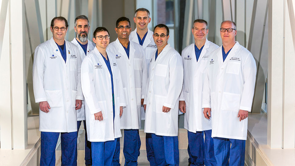The Englewood Health TAVR team